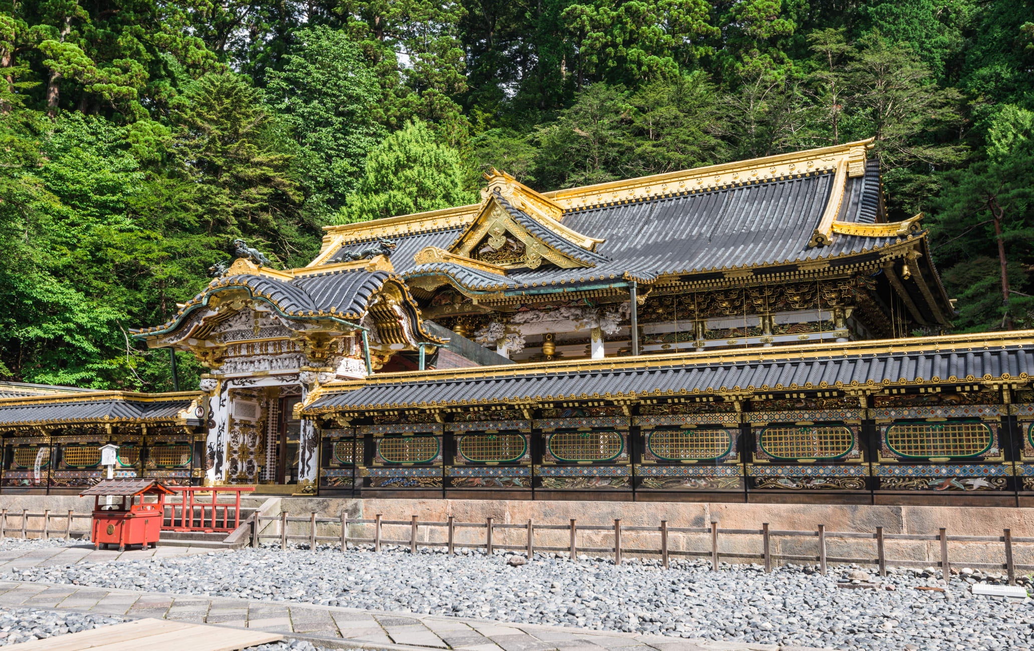 Nikko-Tosho-gu Shrine