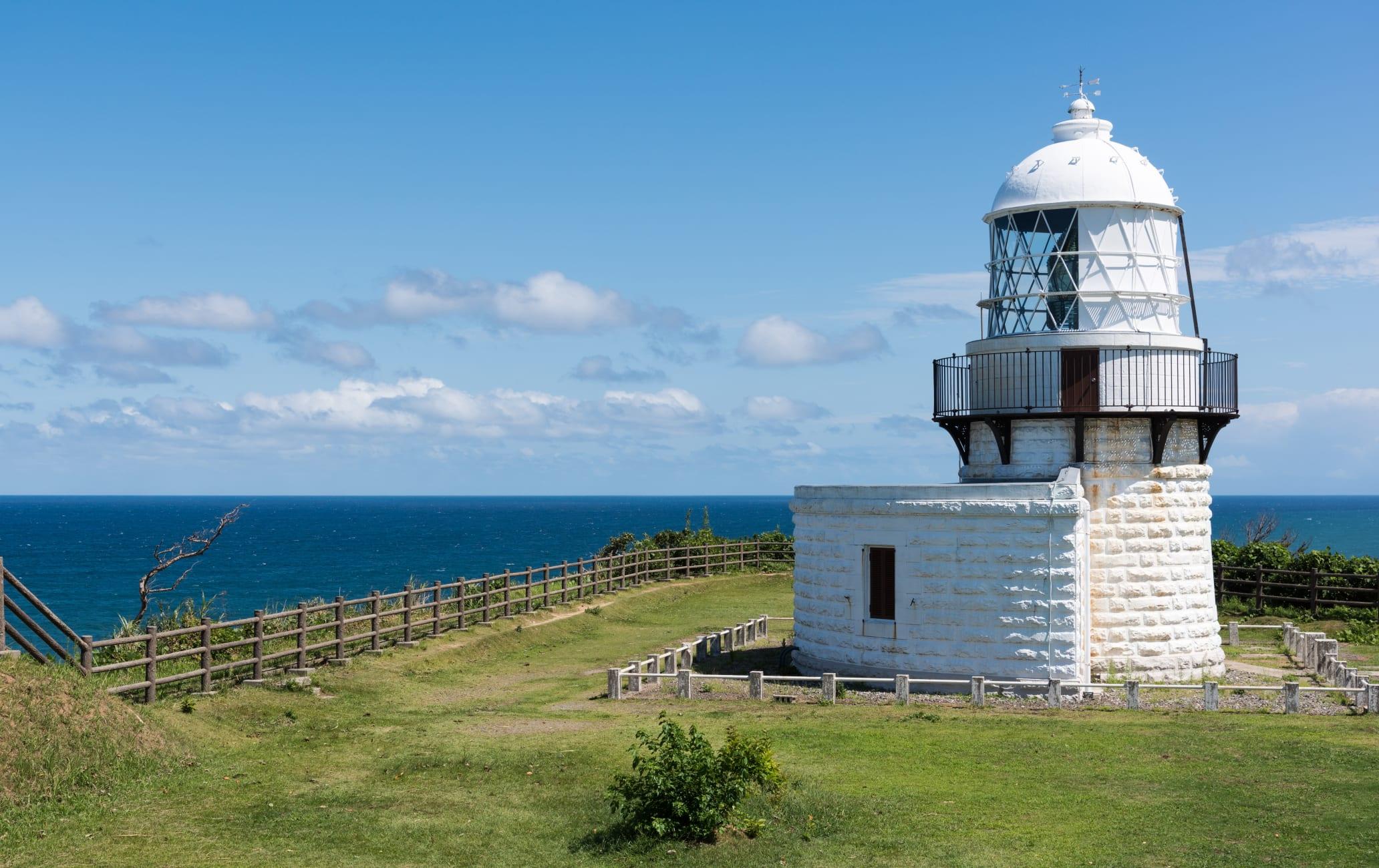 Rokkosaki Lighthouse