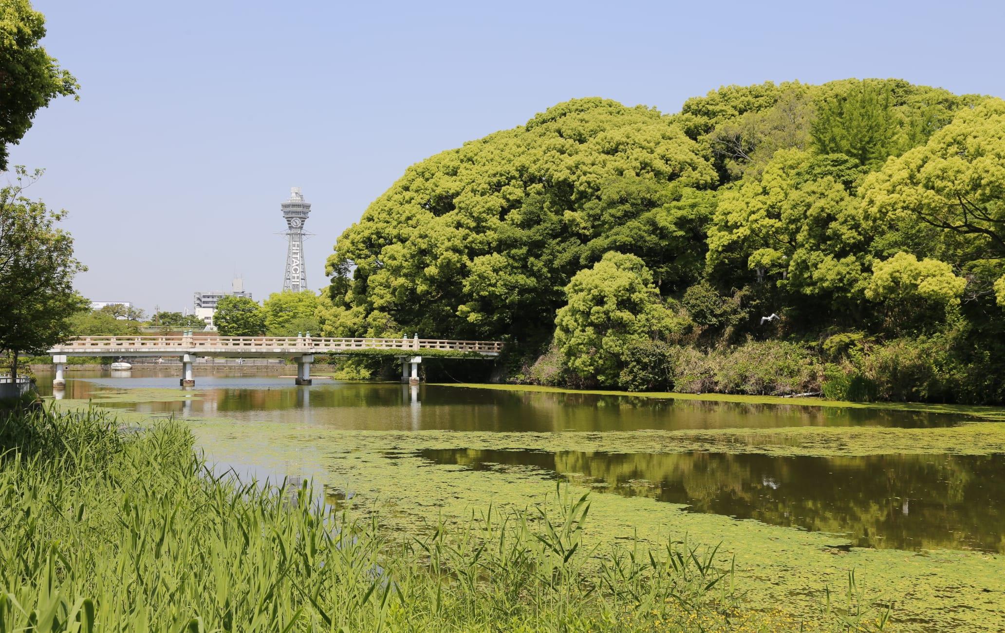 Tennoji Park