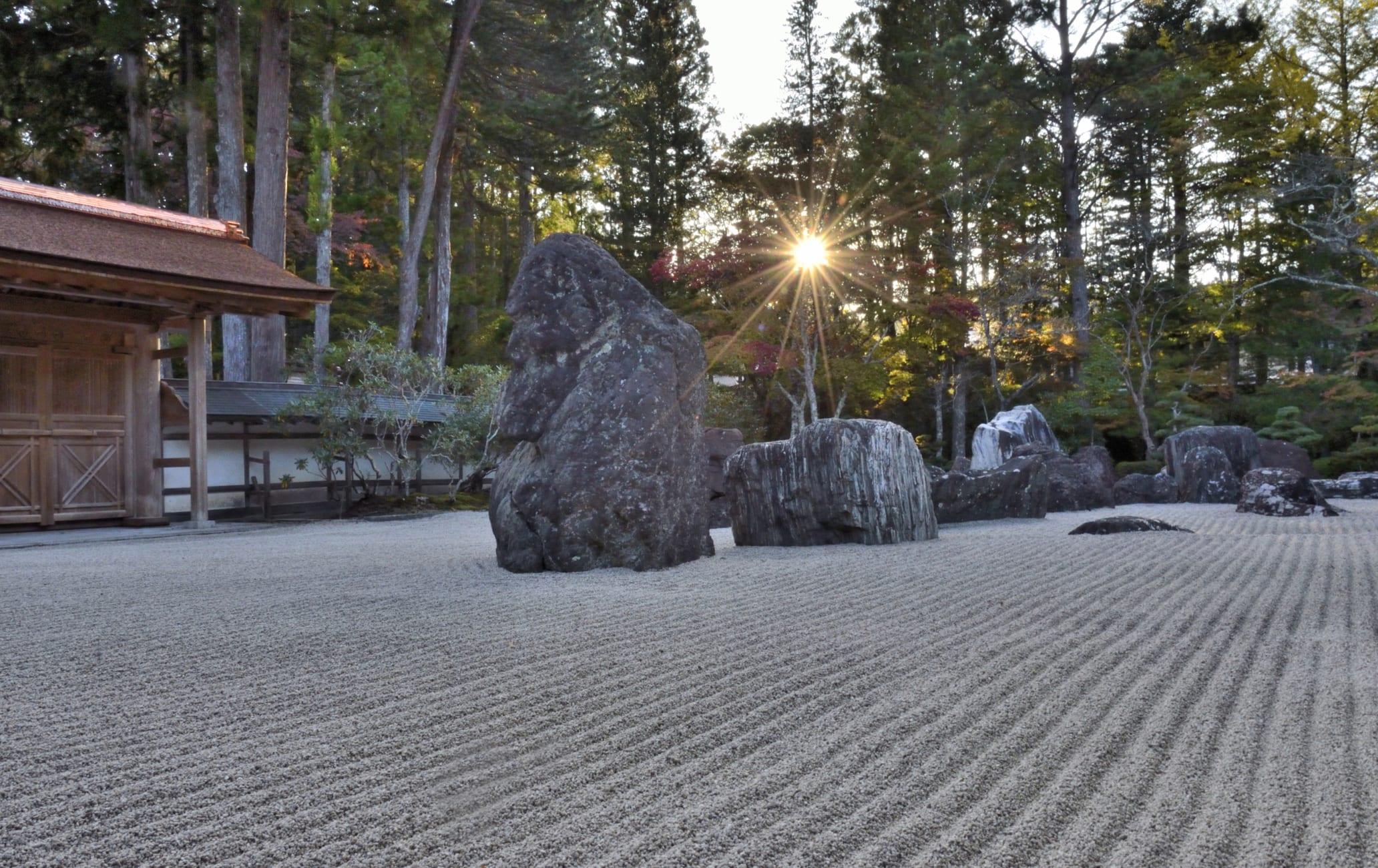 Shukubo Temple Lodging