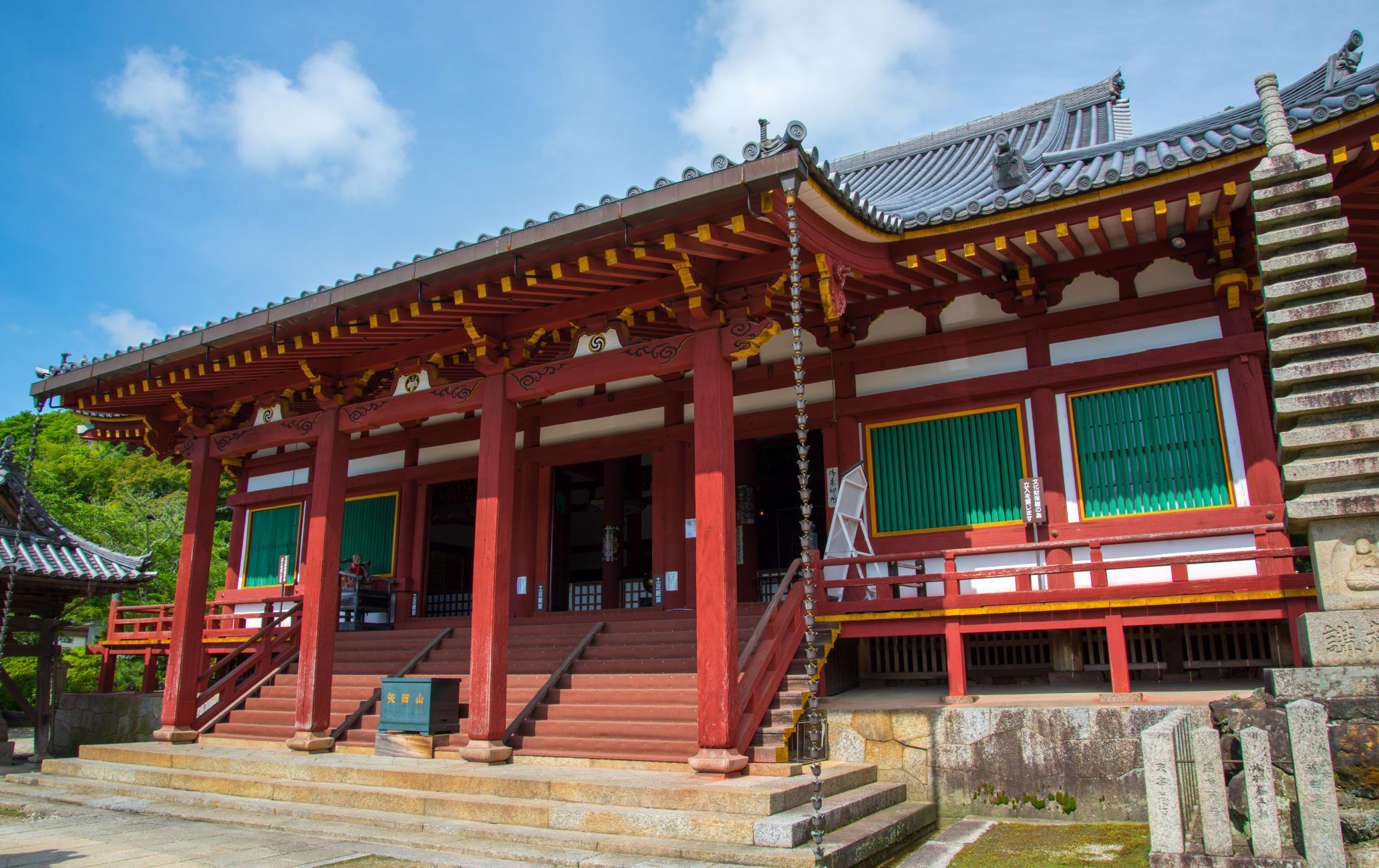 Kongosen-ji Temple