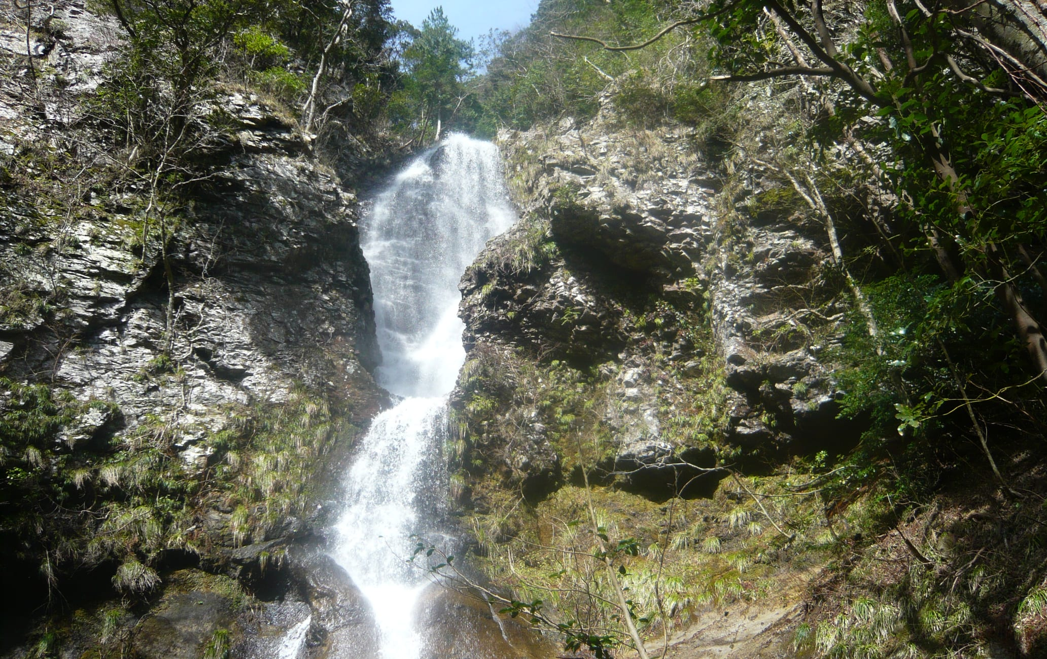 Dangyo Falls