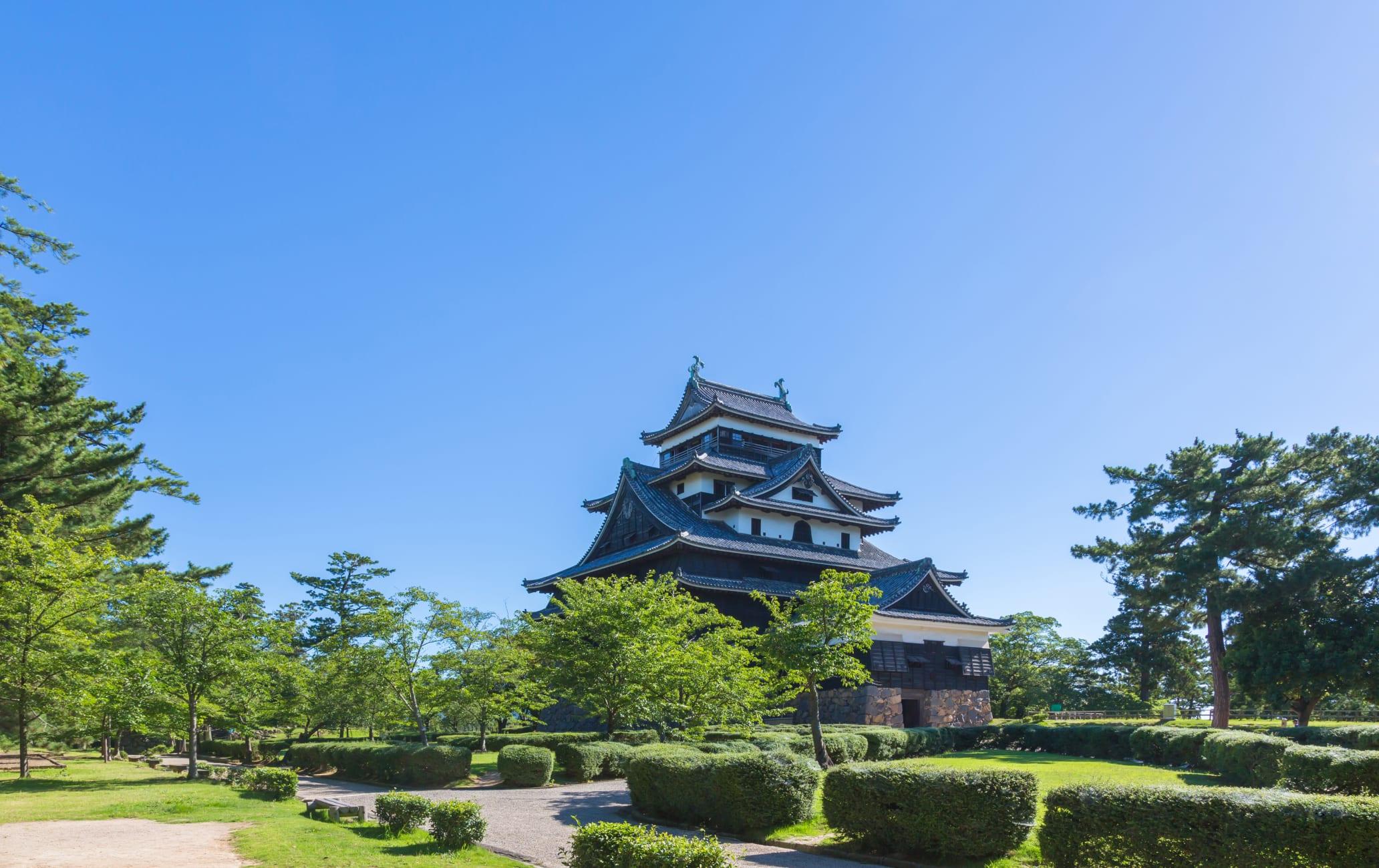 Matsue Shiroyama Park