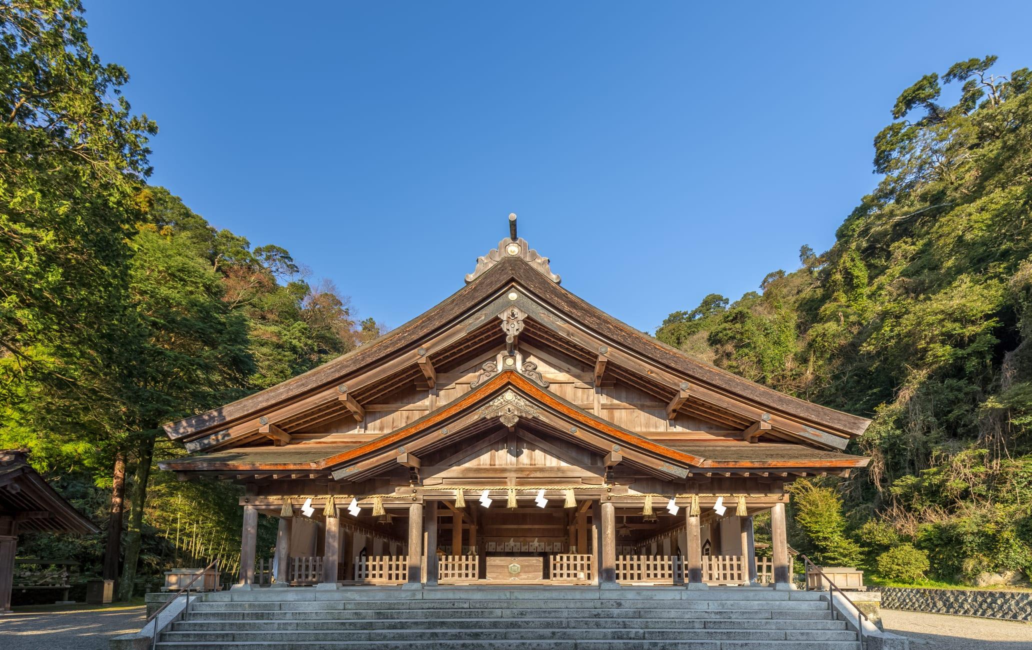 Miho-jinja Shrine