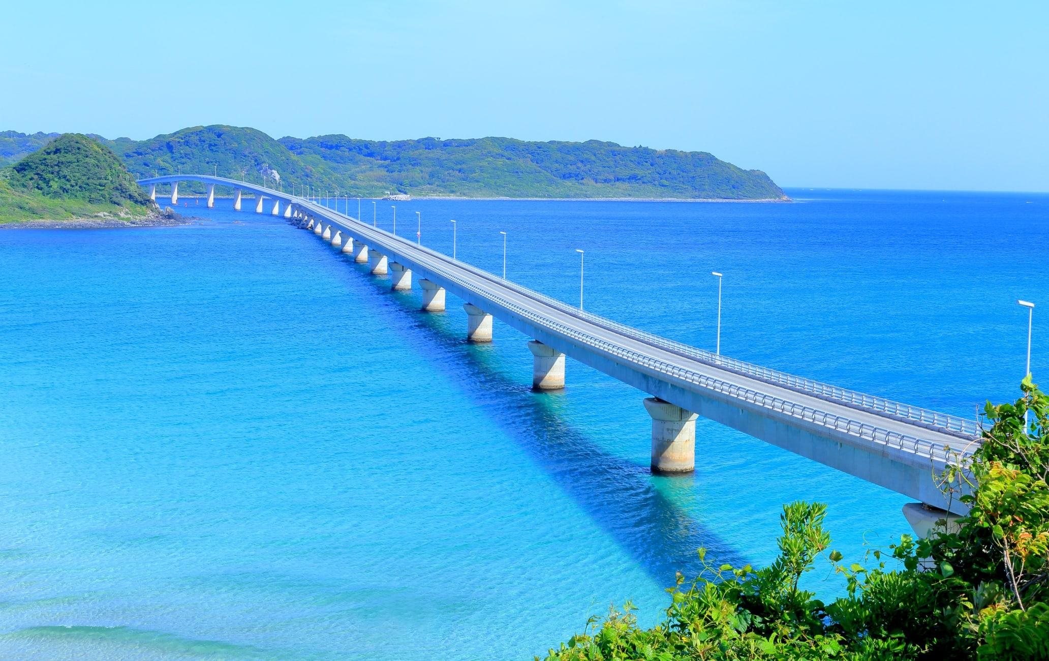 Tsunoshima Bridge