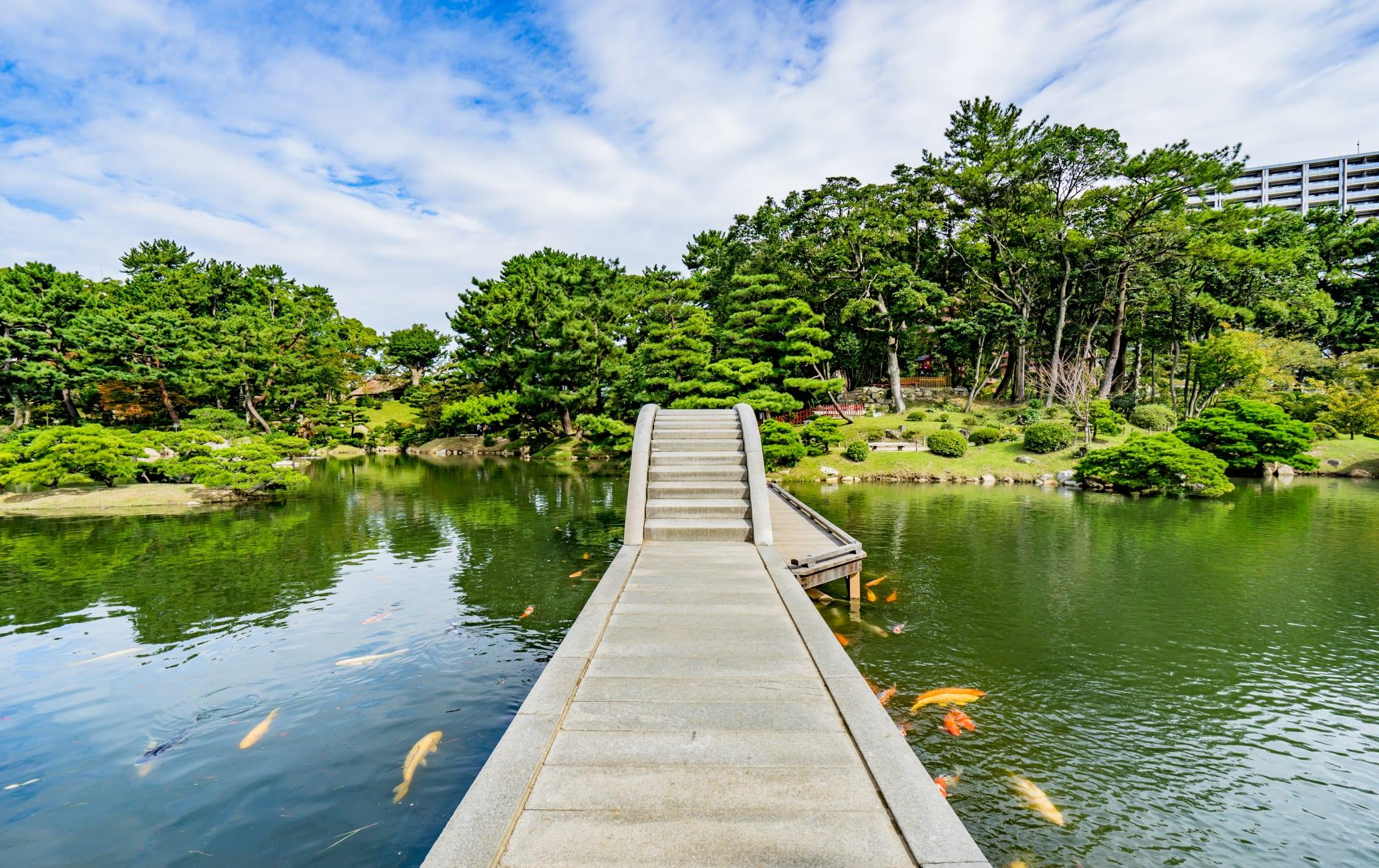 Shukukei-en Garden
