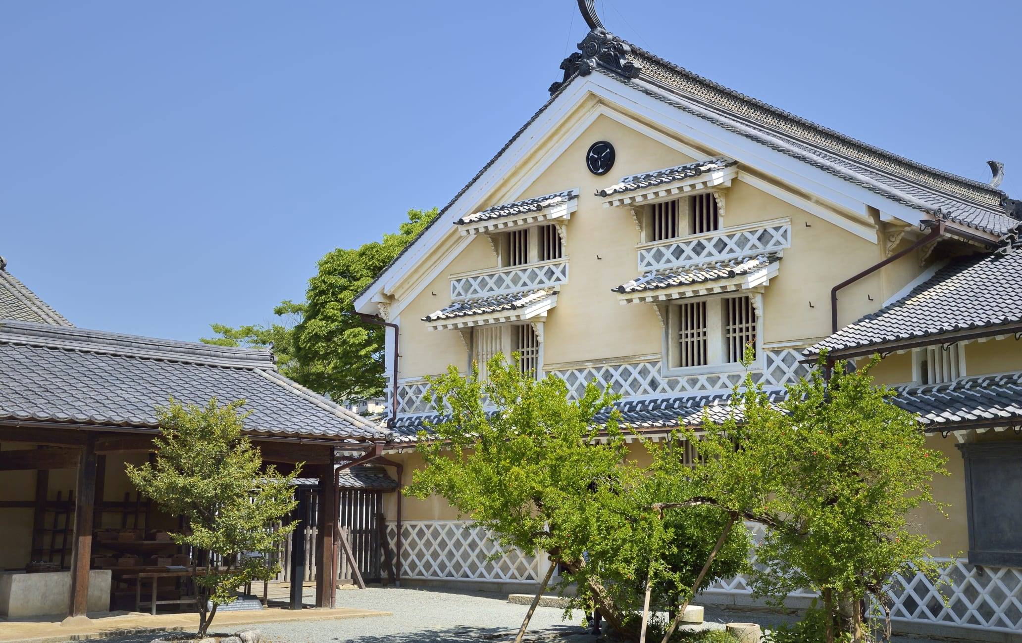 Yokaichi Old Town