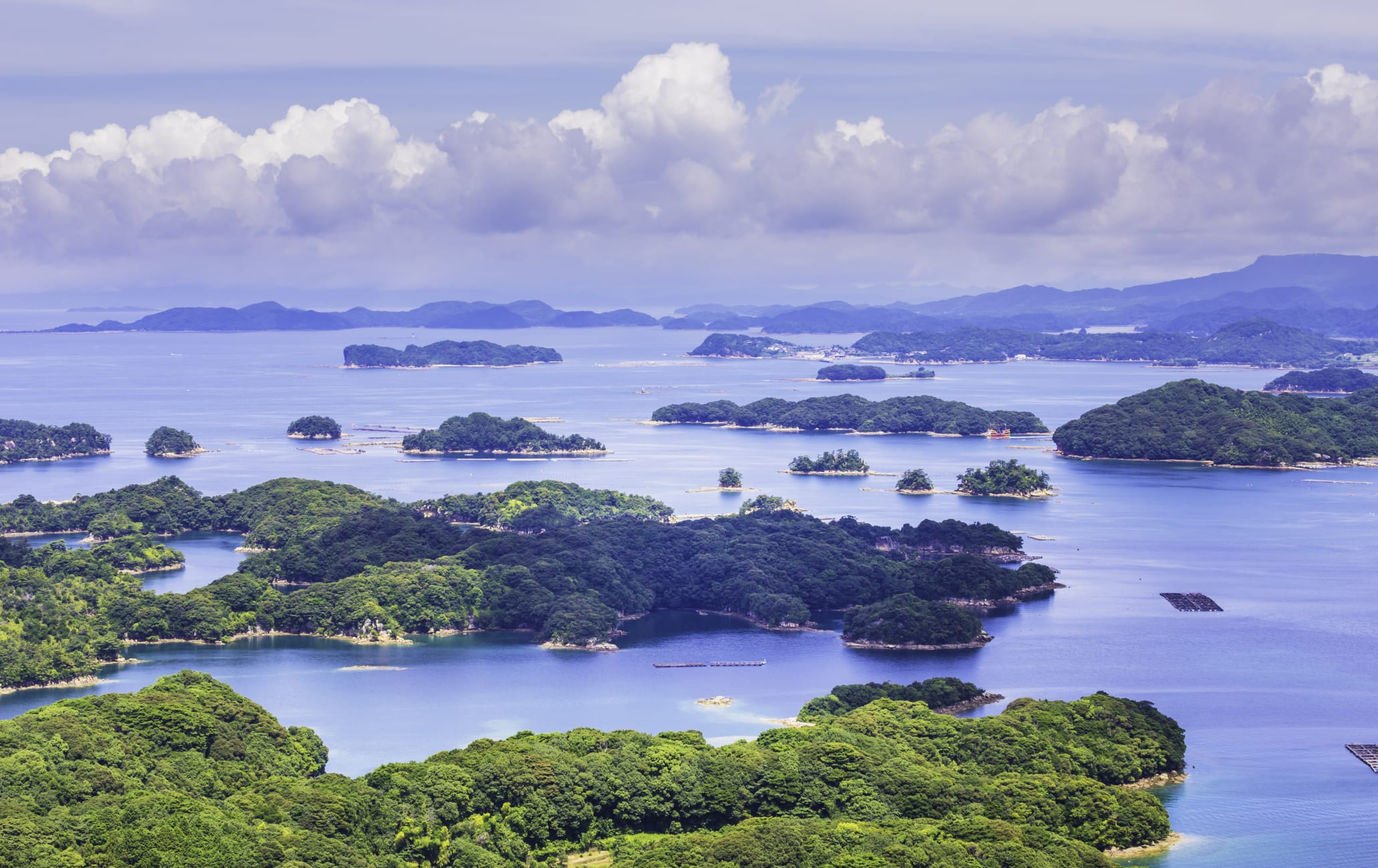 Kujuku-shima Islands