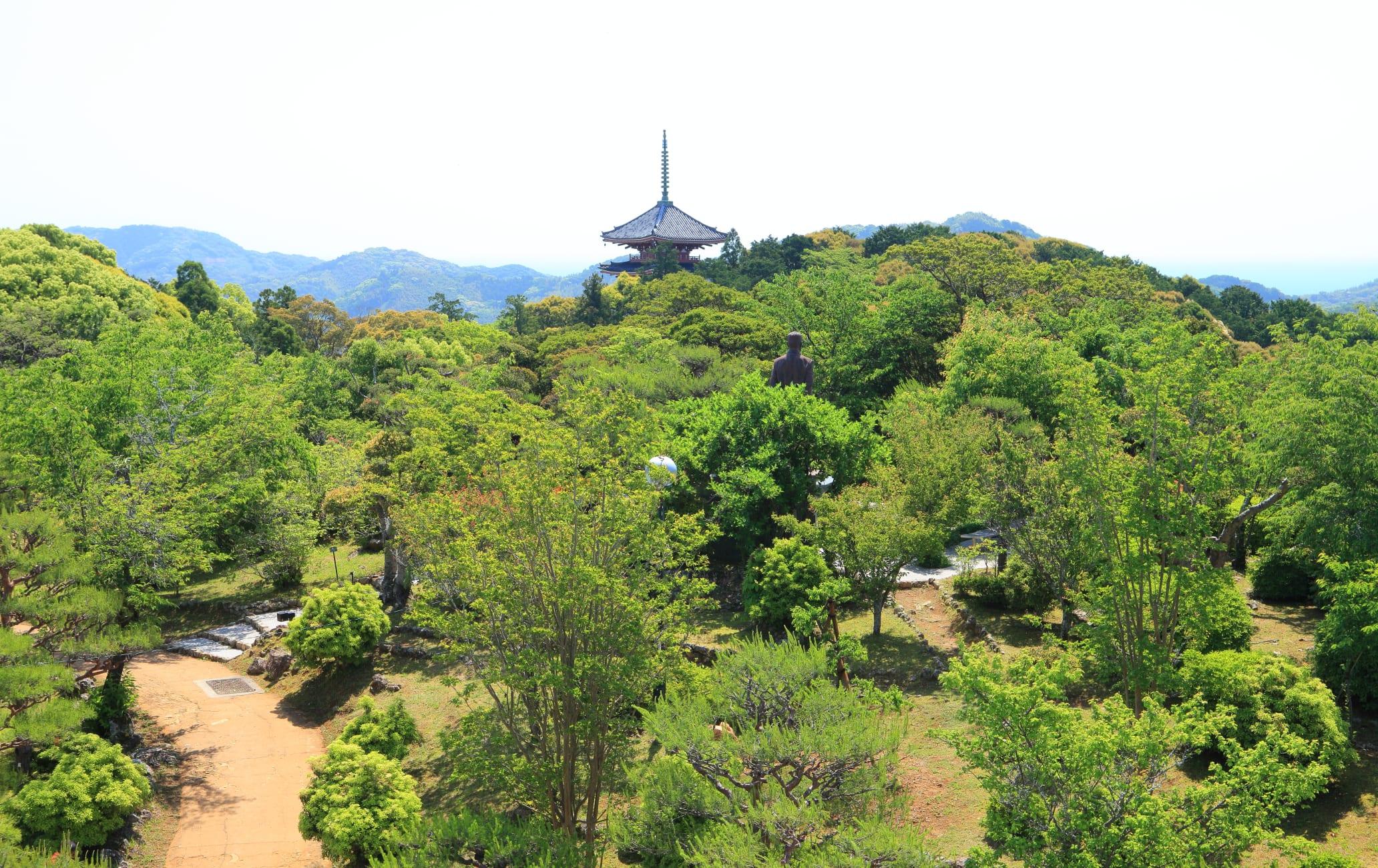 Mount Godaisan