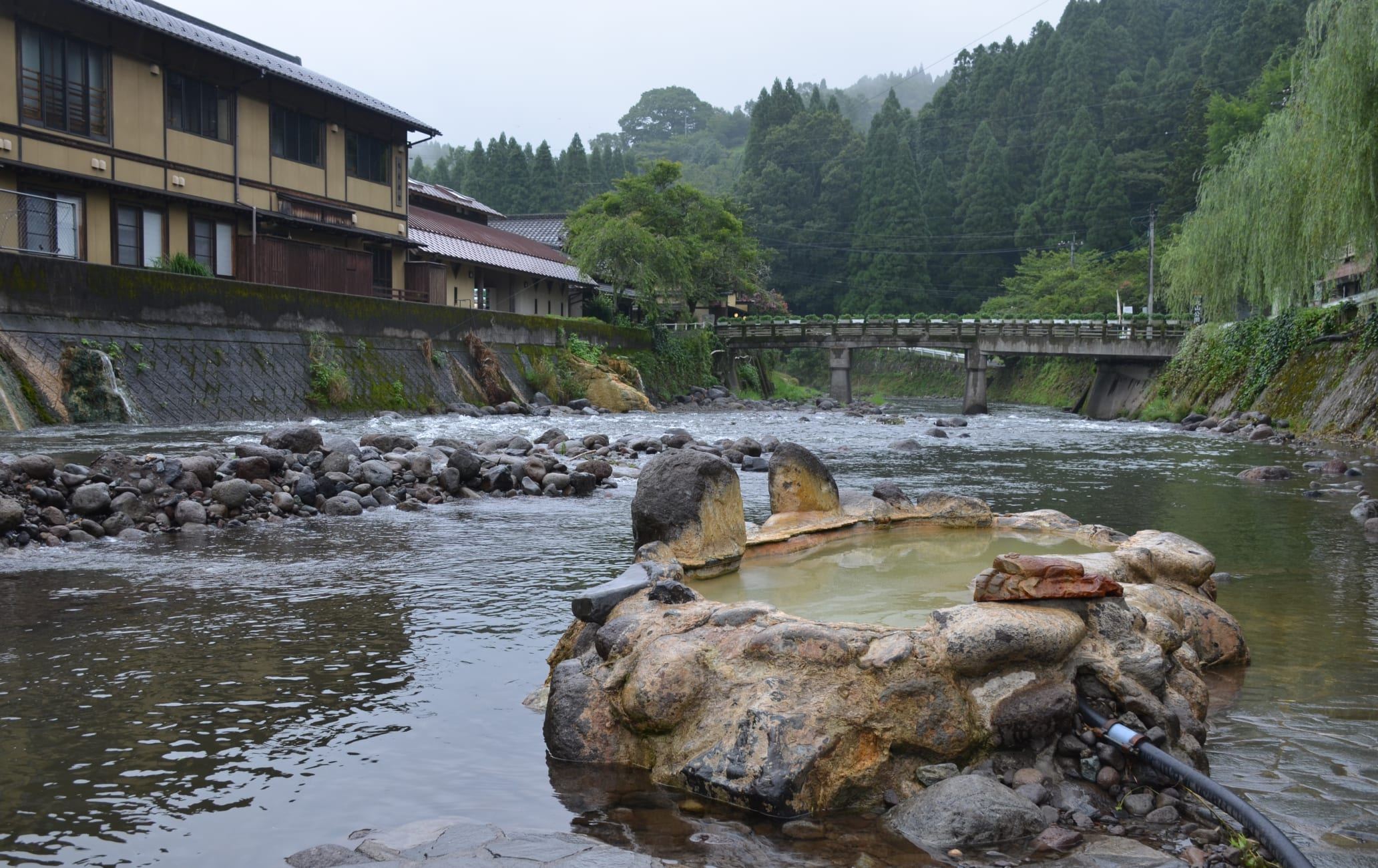 Gozenyu Nagayu Hot Springs Convalescence Culture Center