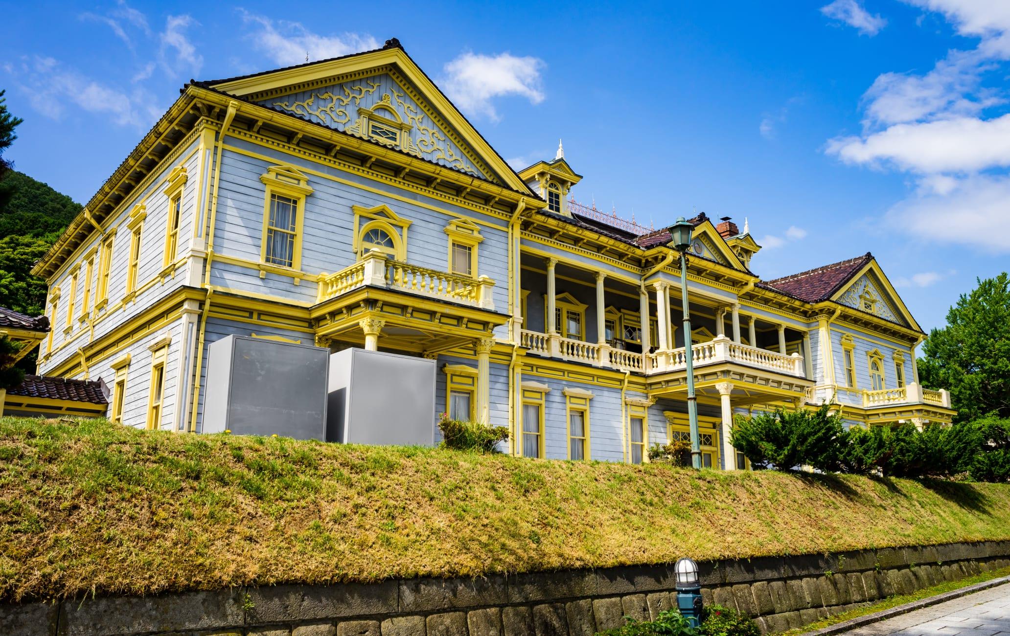 Old Public Hall of Hakodate Ward