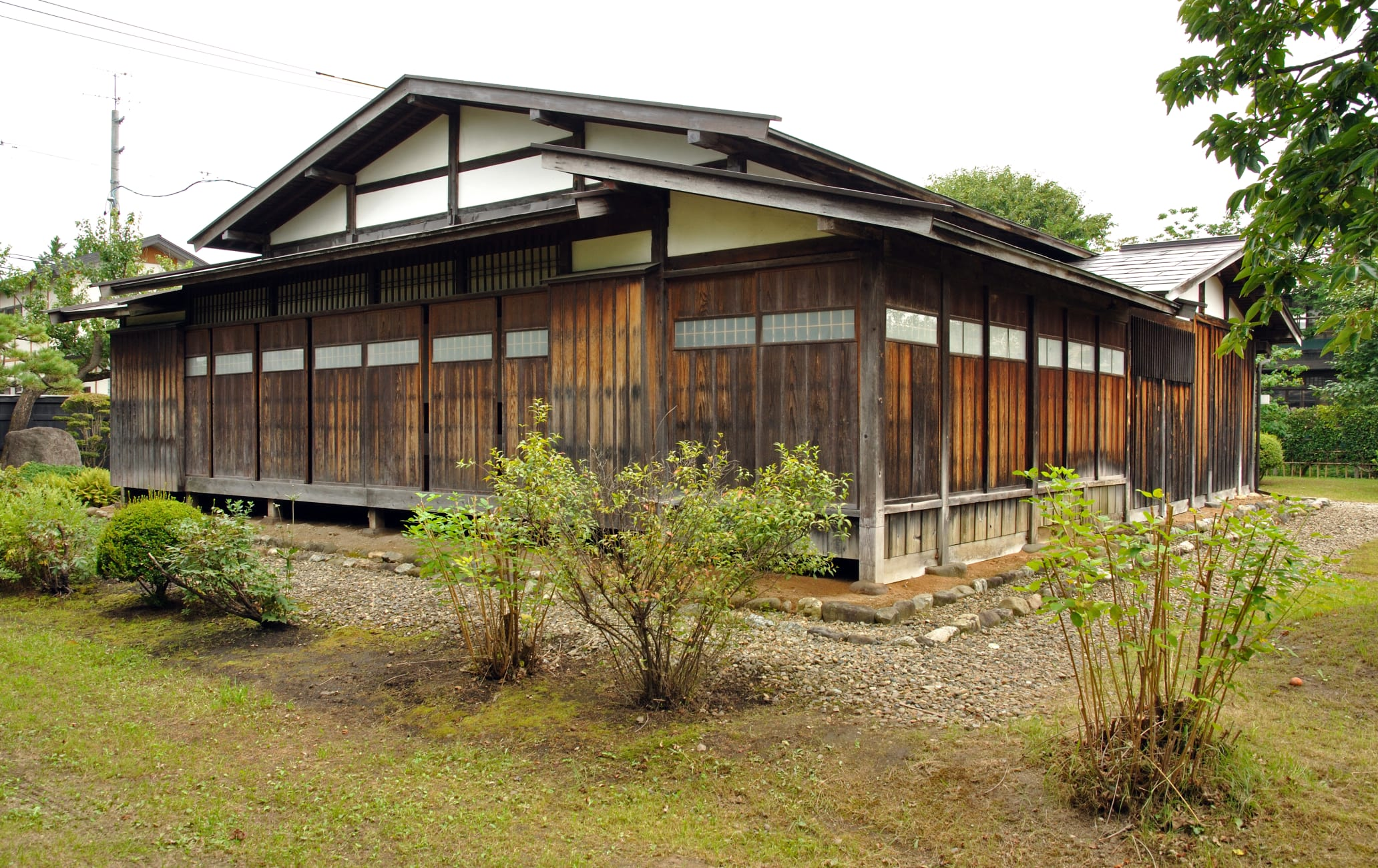Nakacho Buke-Yashiki