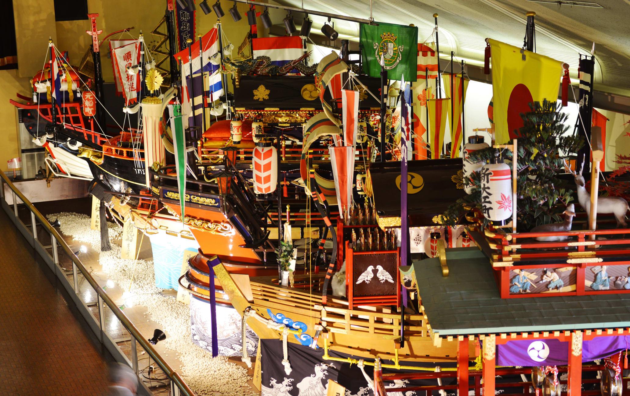 Nagasaki Kunchi Festival