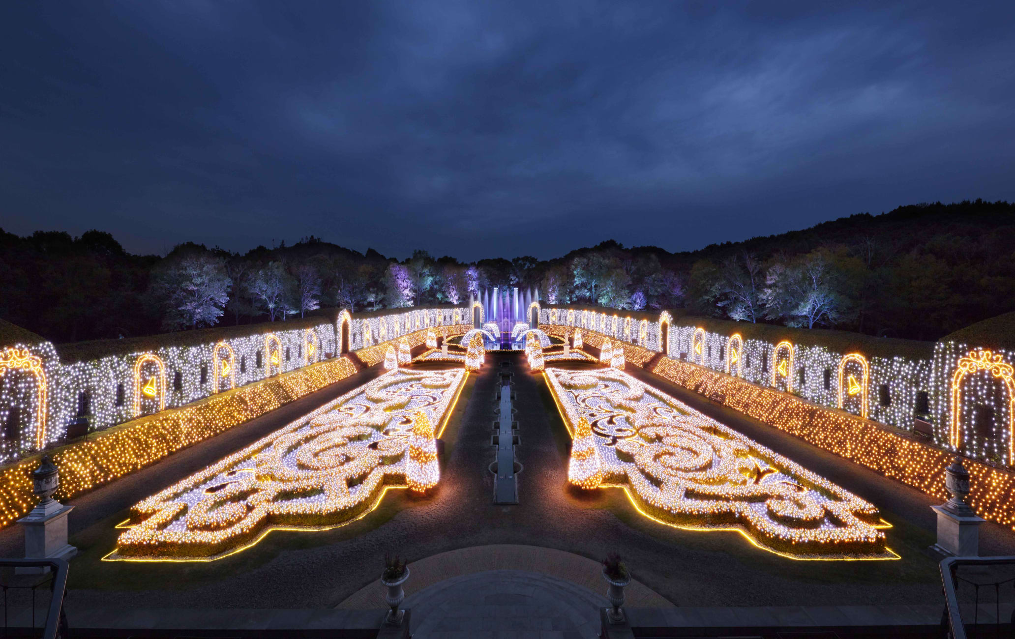 Huis Ten Bosch The Kingdom of Lights