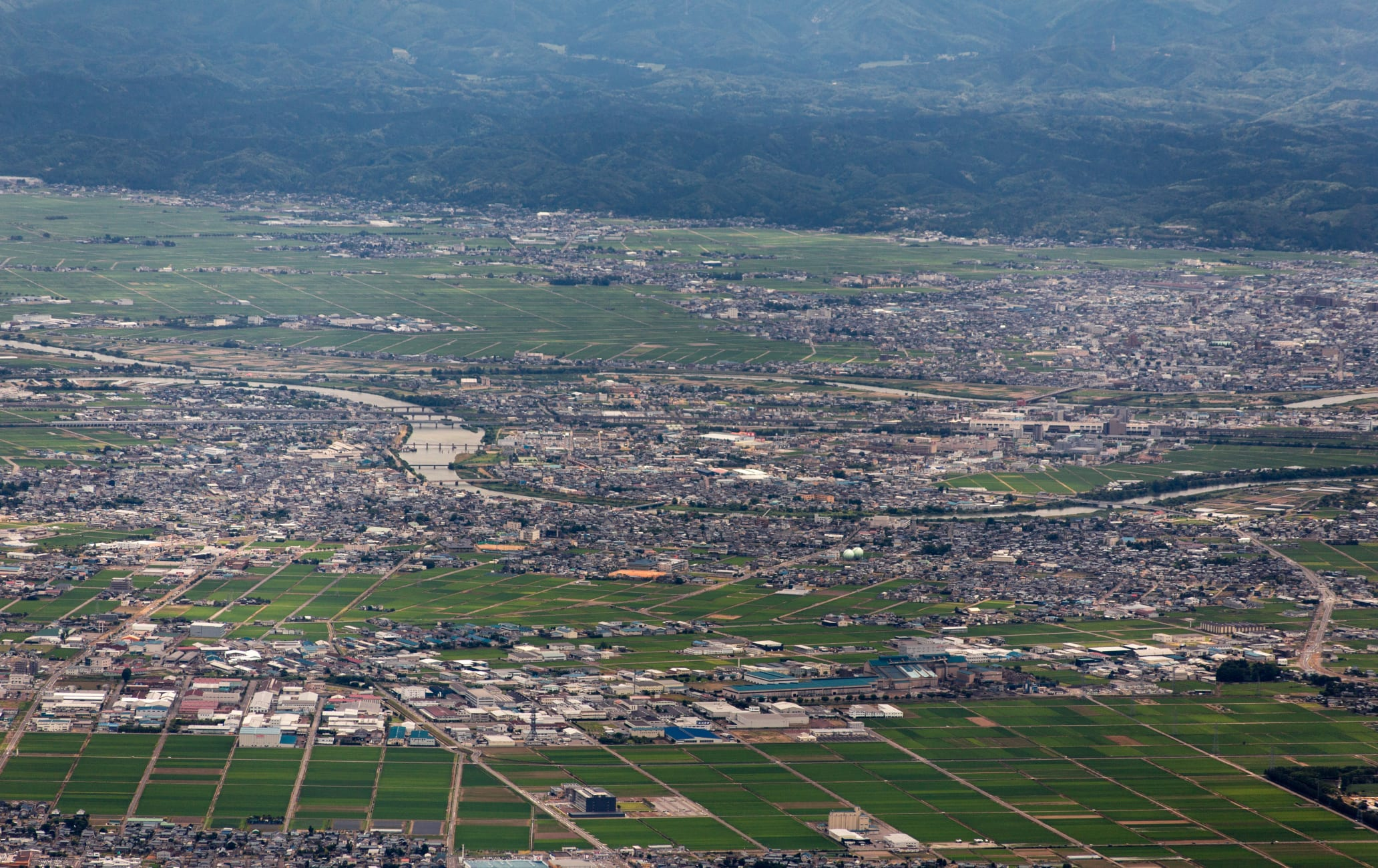 Tsubame Sanjo area