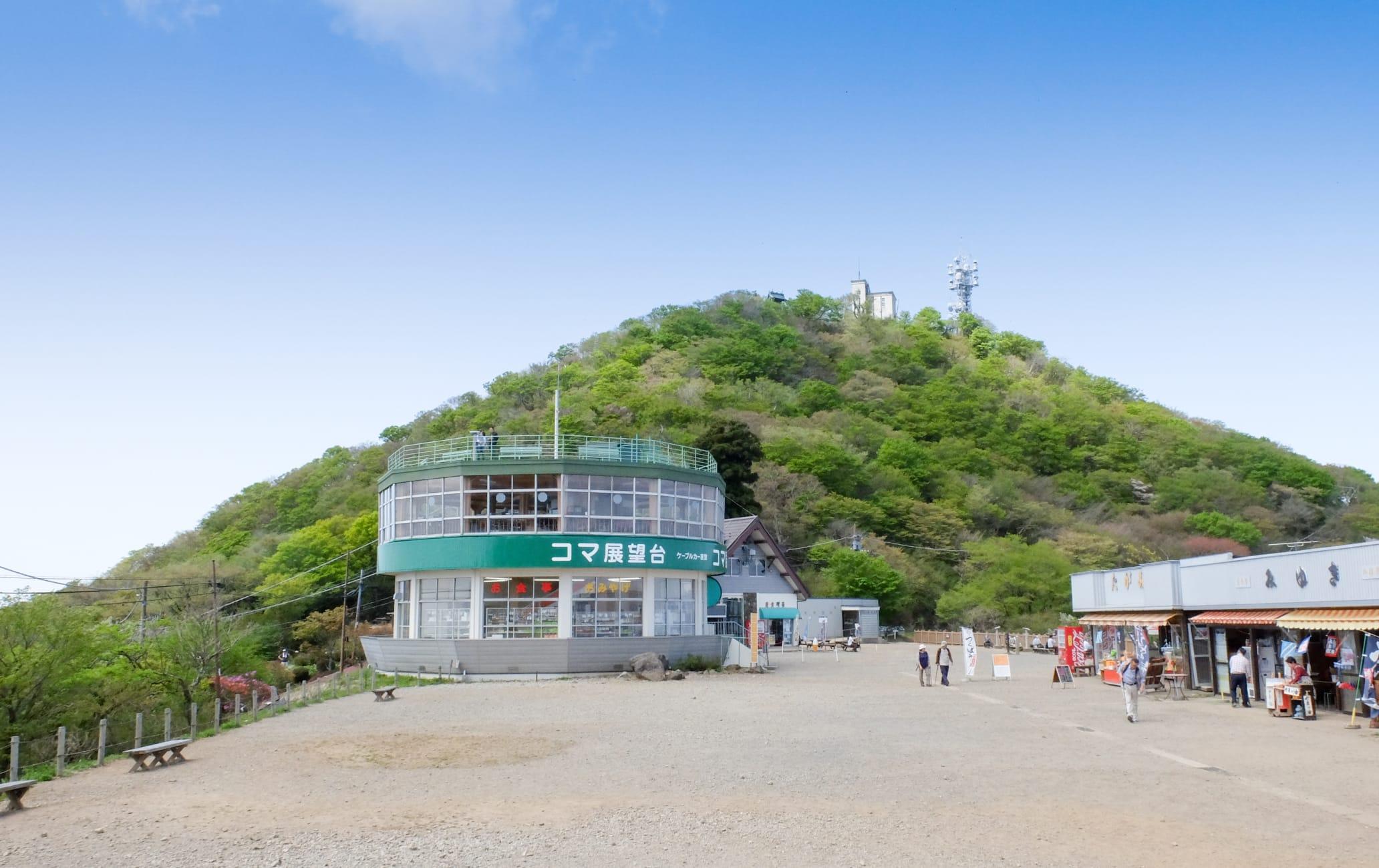 mount tsukuba cable car
