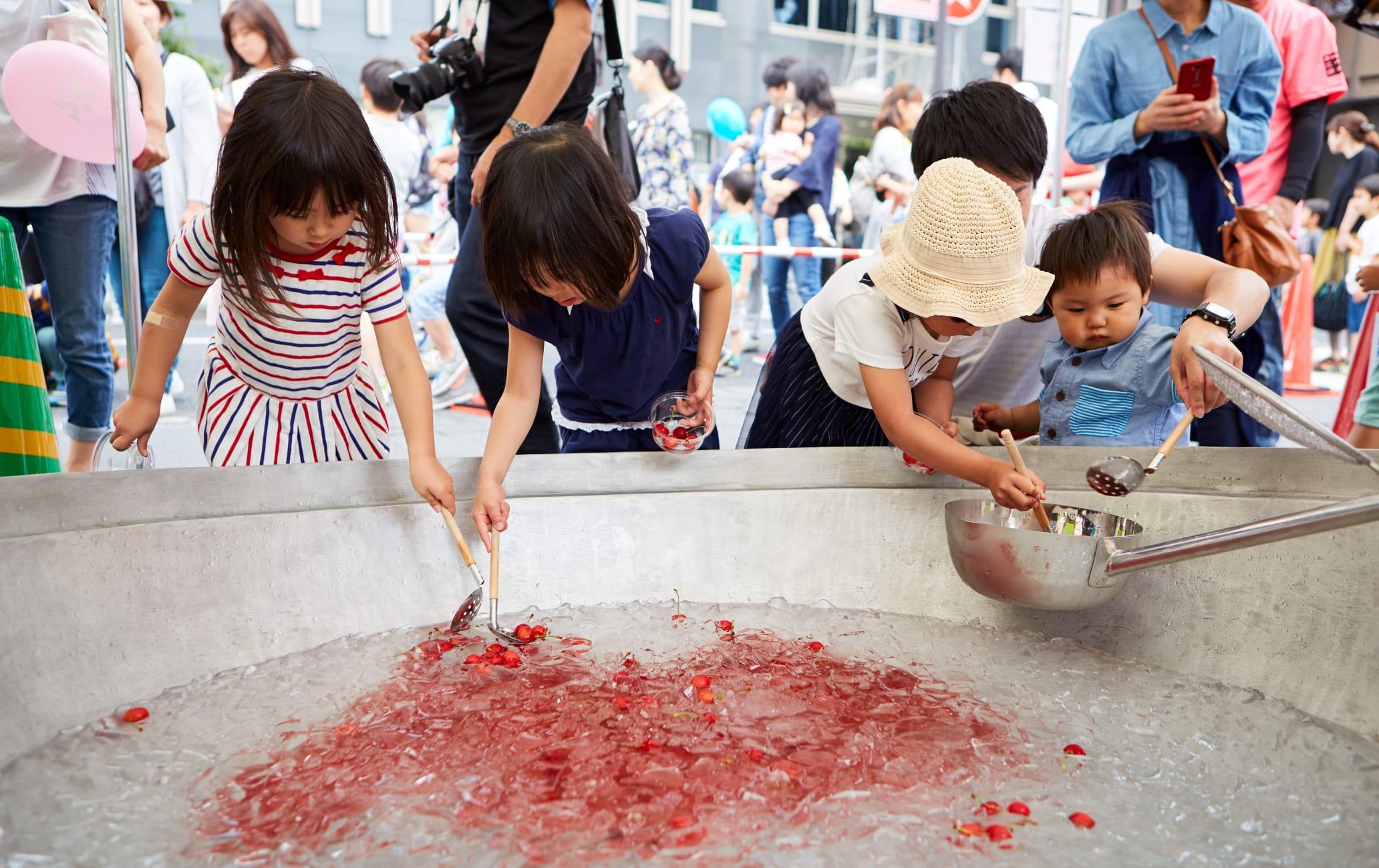 Yamagata Cherry Festival