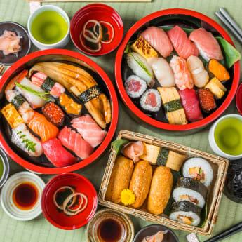 Sushi Seafood