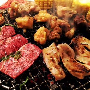 Yakiniku(BBQ), Hormone(Offal)