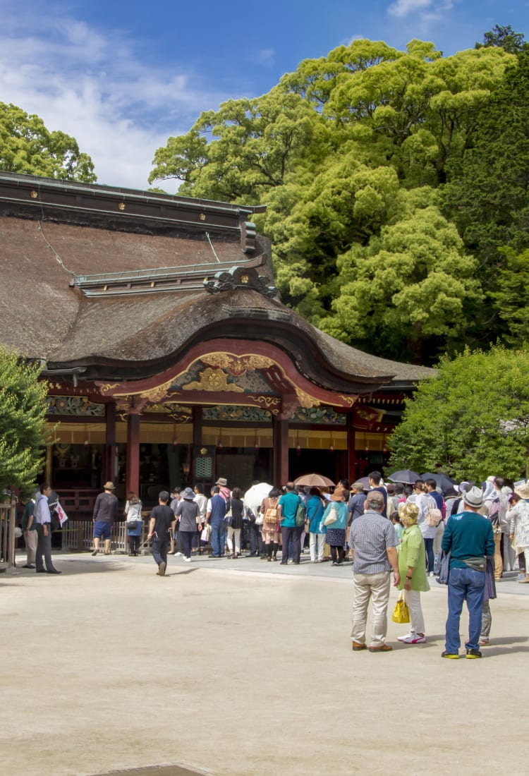 Dazaifu Tenman-gu Shrine