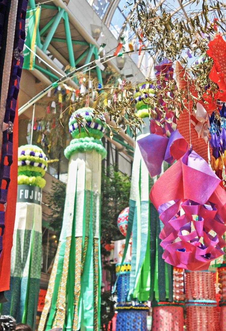 Sendai Tanabata Matsuri-SUM