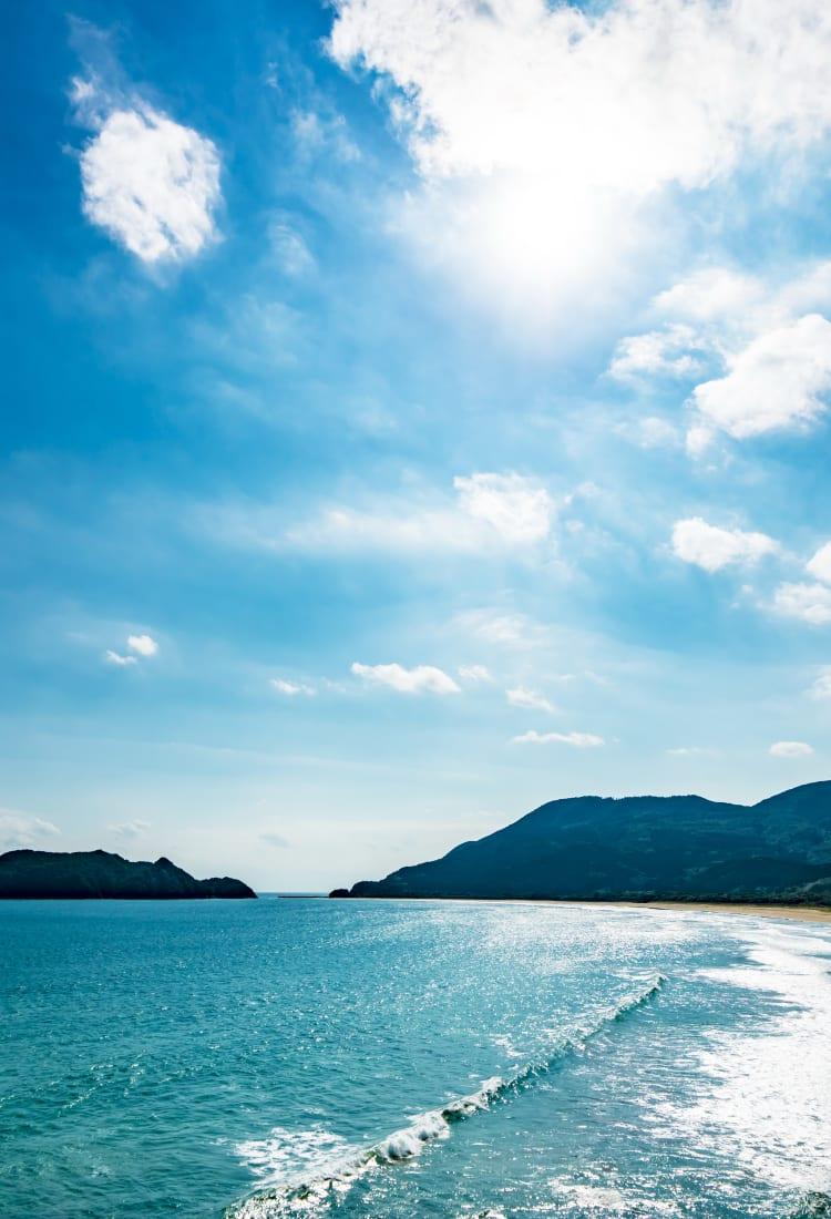 Miyazaki-shi surf spot