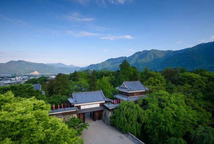 Ueda Castle