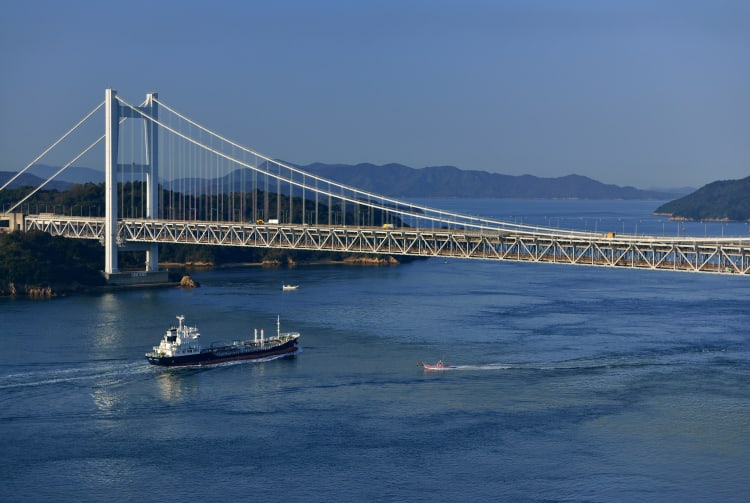 Seto-ohashi Bridge Area