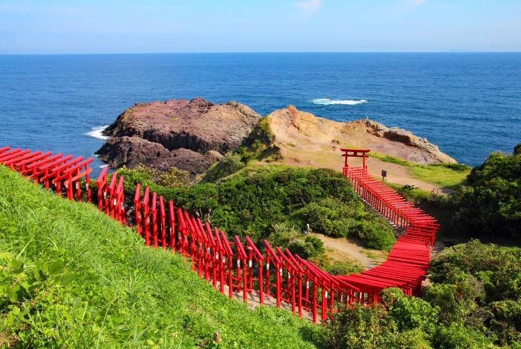 Motonosumi-jinja Shrine