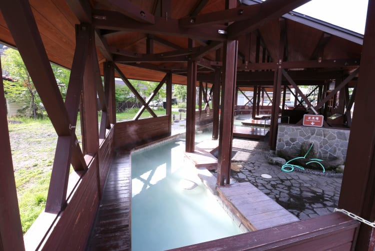 Okunikko Yumoto-onsen Hot Springs
