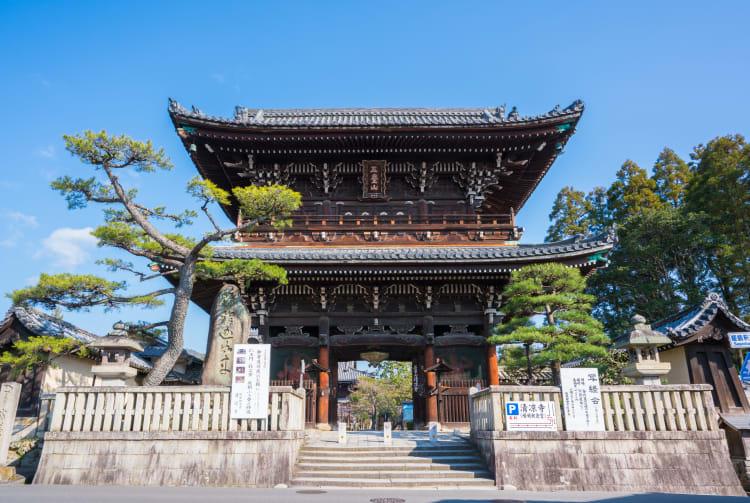 Seiryo-ji Temple