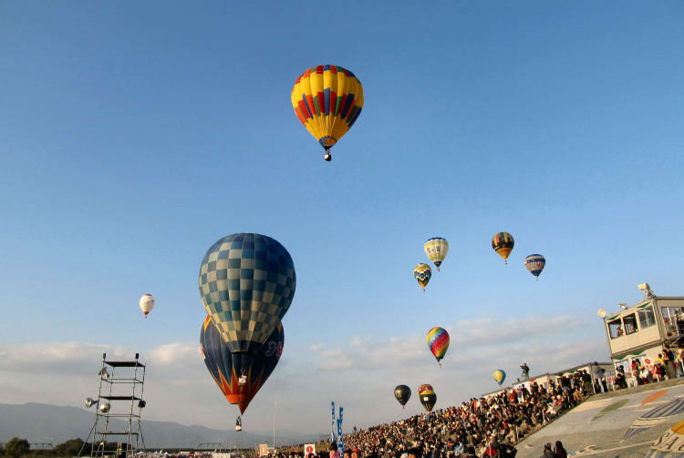 Saga International Balloon Fiesta