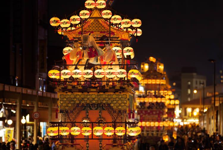 Takayama Matsuri Autumn Festival
