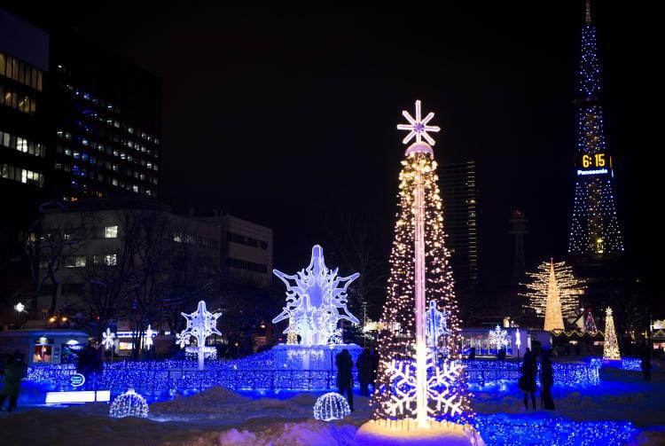 Sapporo White Illumination
