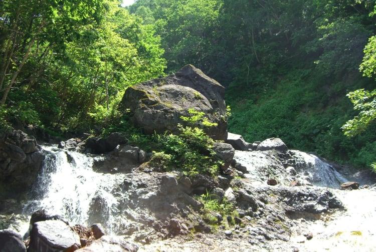 Kamuiwakka Falls