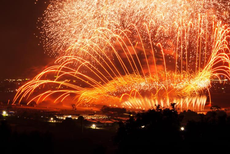Yatsushiro National Fireworks