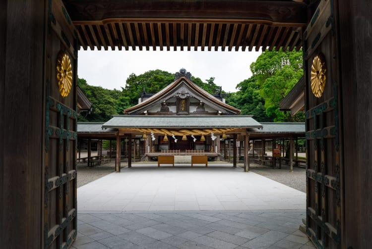Munakata-taisha Nakatsu-gu Shrine