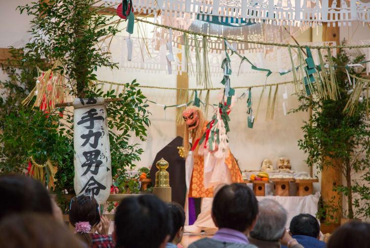 Takachiho Night Kagura Festival