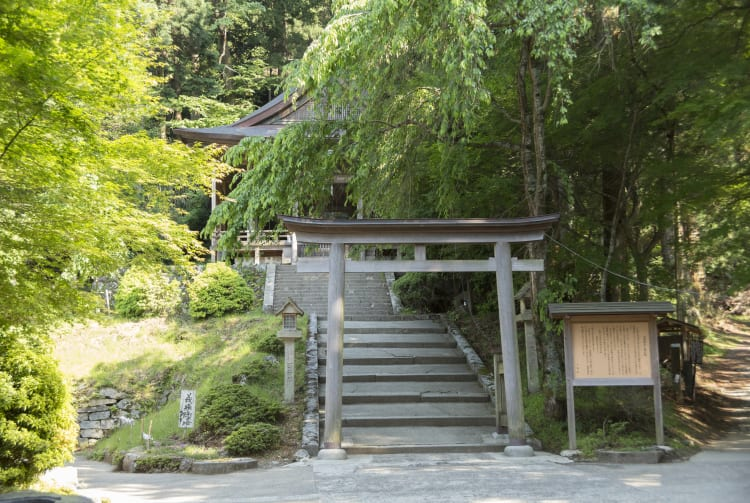Kinpu Shrine