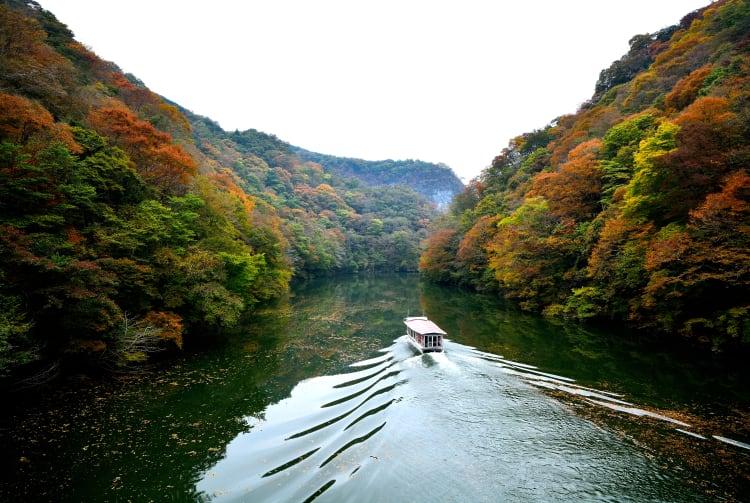 taishaku-kyo valley
