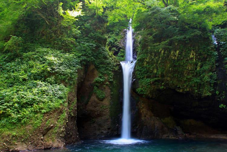 Daisen Falls