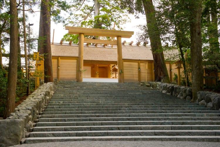 Ise-jingu Naiku Shrine