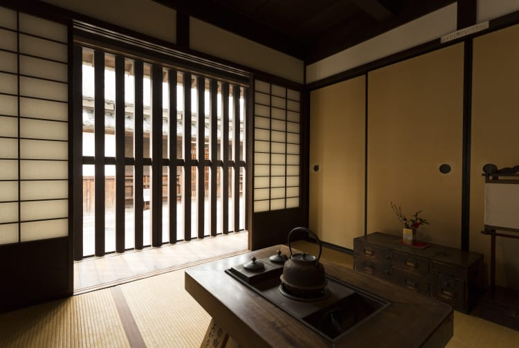 Nara-machi Area