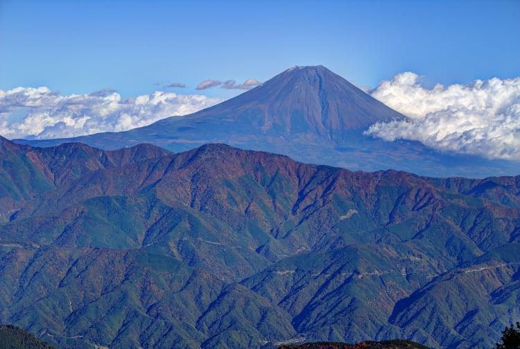 Mount Shichimen