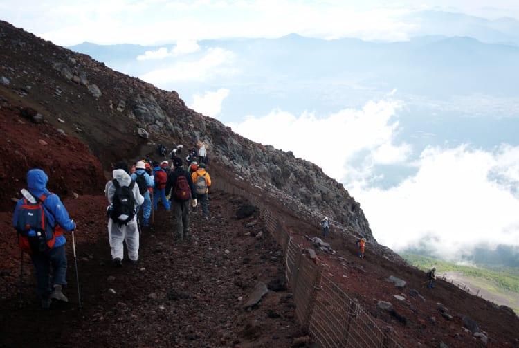 The Yoshida Trail