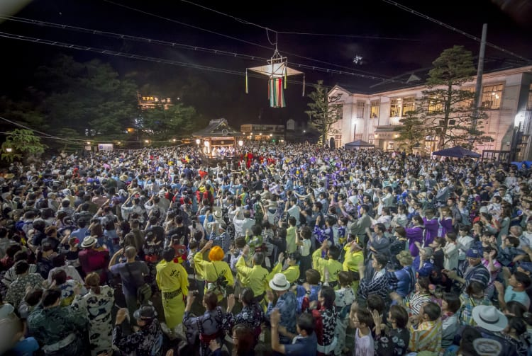 Gujo Odori Dance Festival