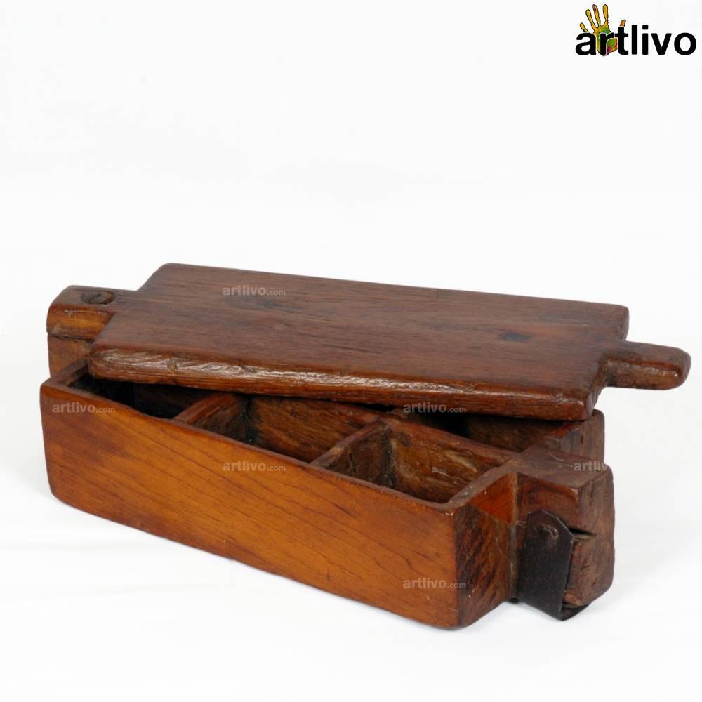 VINTAGE Spice Box - BO024