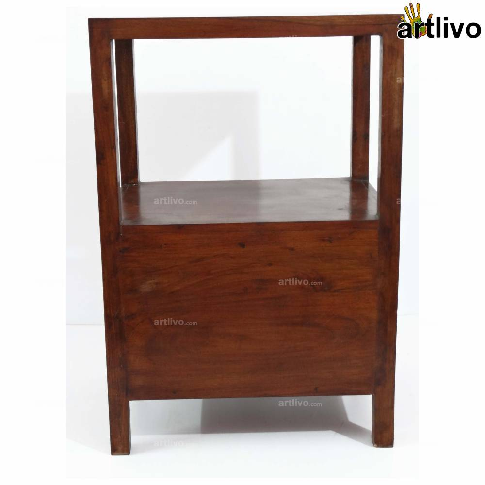 Oliver Side Table (Mahagony Finish)