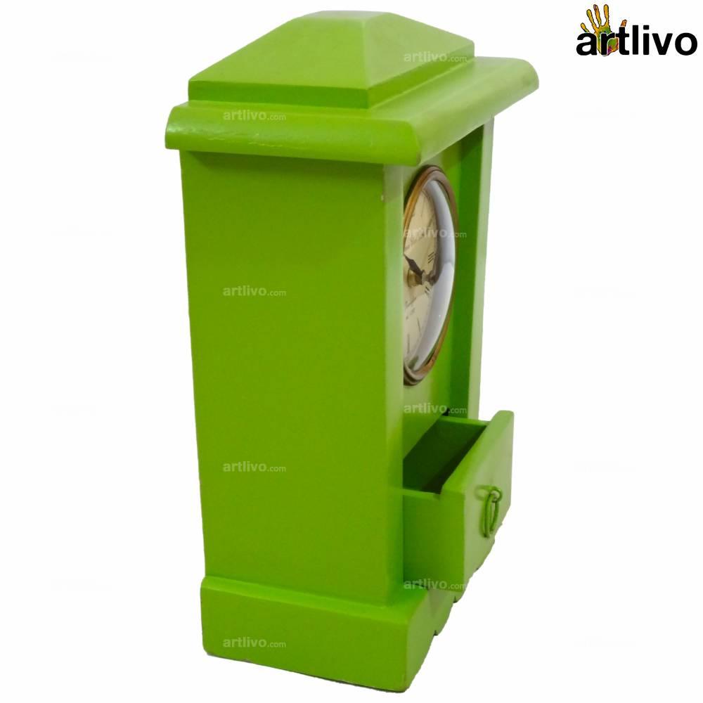 POPART Mini Ben Clock - Green