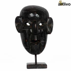 Sharp Features Human Mask